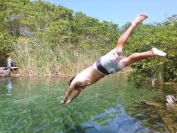Exploring Isla Holbox